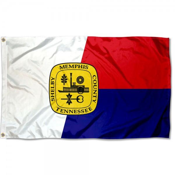 Memphis City 3x5 Foot Flag
