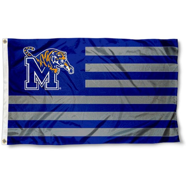 Memphis Tiger Nation Flag