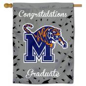 Memphis Tigers Graduation Banner