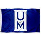 Memphis Tigers U of M Logo Flag