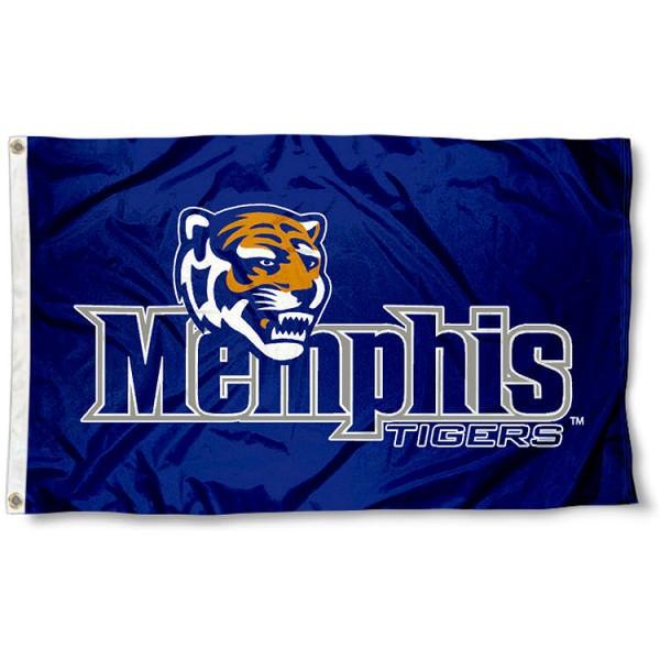 Memphis UM Tigers Flag