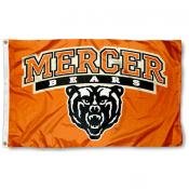 Mercer Bears Flag