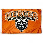 Mercer Bears Flag