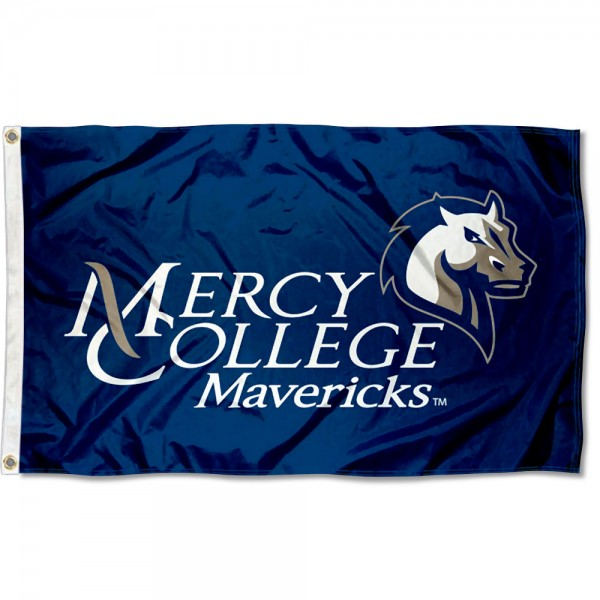 Mercy College Flag