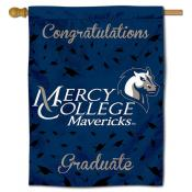 Mercy College Graduation Banner