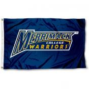 Merrimack MC Warriors 3x5 Foot Pole Flag
