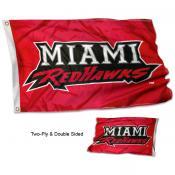 Miami University Stadium Flag