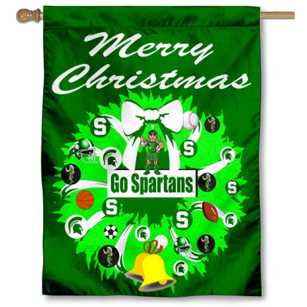 Michigan State Holiday Flag