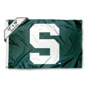 Michigan State Spartans Mini Flag