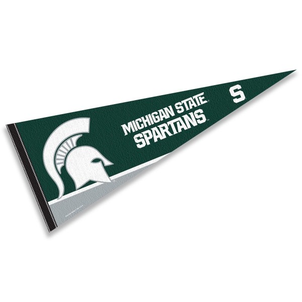 Michigan State Spartans Pennant