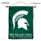 Michigan State Spartans Wall Hanging