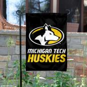 Michigan Tech Huskies Garden Banner