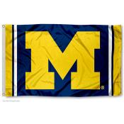 Michigan Wolverines Flag