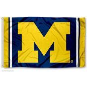 Michigan Wolverines Flag