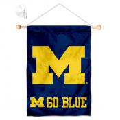 Michigan Wolverines Small Wall and Window Banner