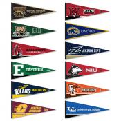Mid-American Conference Pennant Set