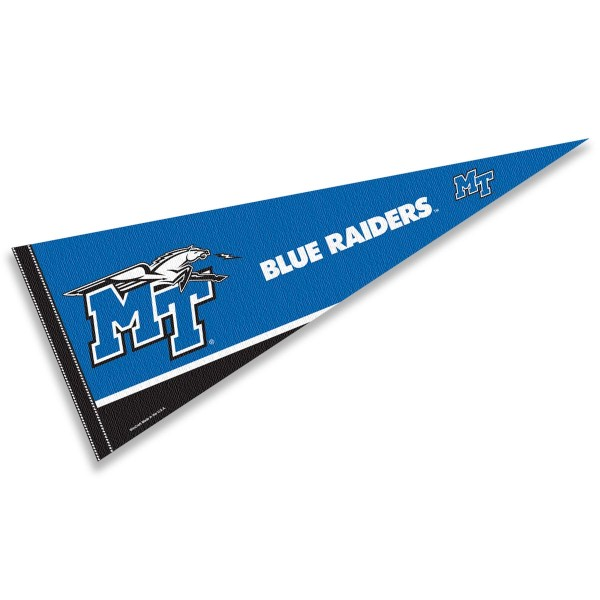 Middle Tennessee Blue Raiders Pennant and Pennants for Middle ...