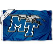 Middle Tennessee MTSU 4'x6' Flag