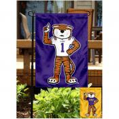 Mike the Tiger LSU Garden Flag
