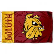 Minnesota Duluth Bulldogs 3x5 Foot Flag