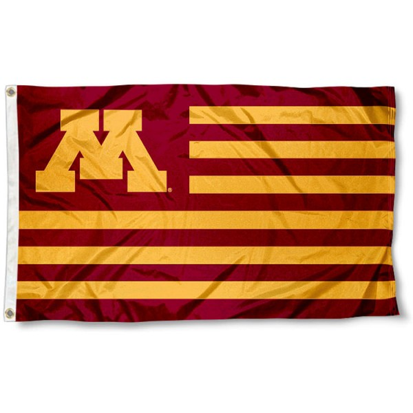 Minnesota Gopher Nation Flag