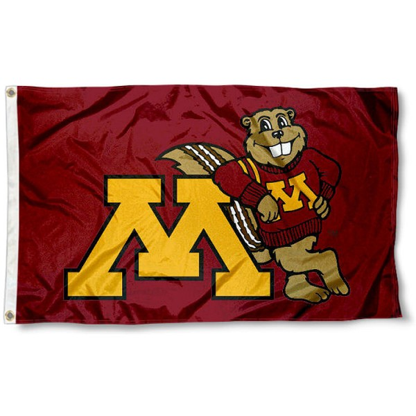 Minnesota Gophers Flag