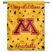 Minnesota Gophers Graduation Banner