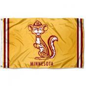 Minnesota Gophers Retro Vintage 3x5 Feet Banner Flag