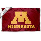 Minnesota Gophers UM 4'x6' Flag