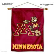 Minnesota Gophers Wall Hanging