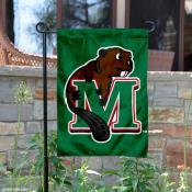 Minot State Beavers Garden Flag