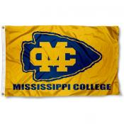 Mississippi College Choctaws Flag