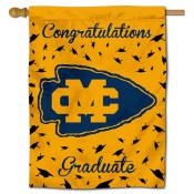 Mississippi College Choctaws Graduation Banner