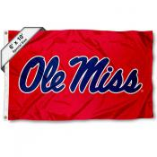 Mississippi Rebels 6x10 Foot Flag