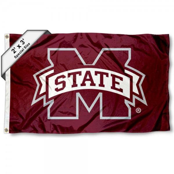 Mississippi State Bulldogs 2x3 Flag