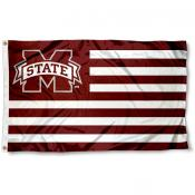 Mississippi State Bulldogs Nation Flag