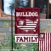 Mississippi State Bulldogs Nation Garden Flag