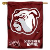 Mississippi State Bulldogs Polyester House Flag
