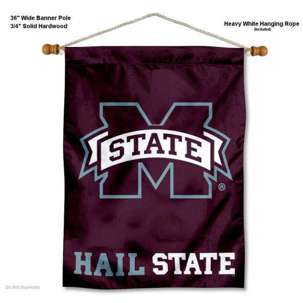Mississippi State Bulldogs Wall Hanging
