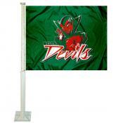 Mississippi State Delta Devils Car Flag
