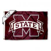 Mississippi State Mini Flag