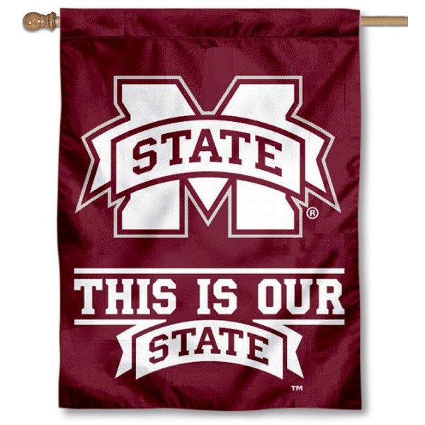 Mississippi State Our State House Flag