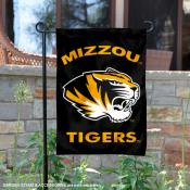 Missouri Mizzou Tigers Logo Garden Banner