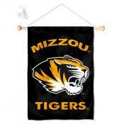 Missouri Mizzou Tigers Small Wall and Window Banner