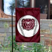 Missouri State Baseball Garden Flag