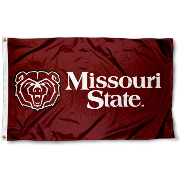 Missouri State Bears Flag