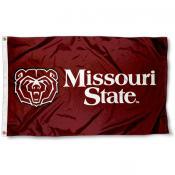 Missouri State Bears Flag