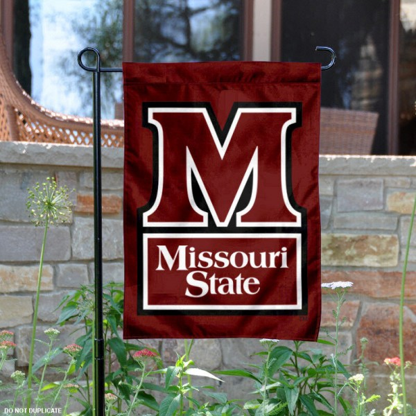 Missouri State Bears Garden Flag