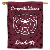 Missouri State Bears Graduation Banner