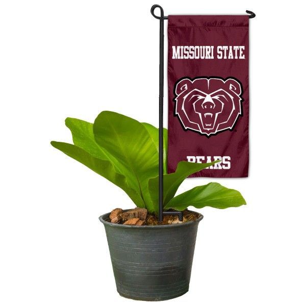 Missouri State Bears Mini Garden Flag and Table Topper